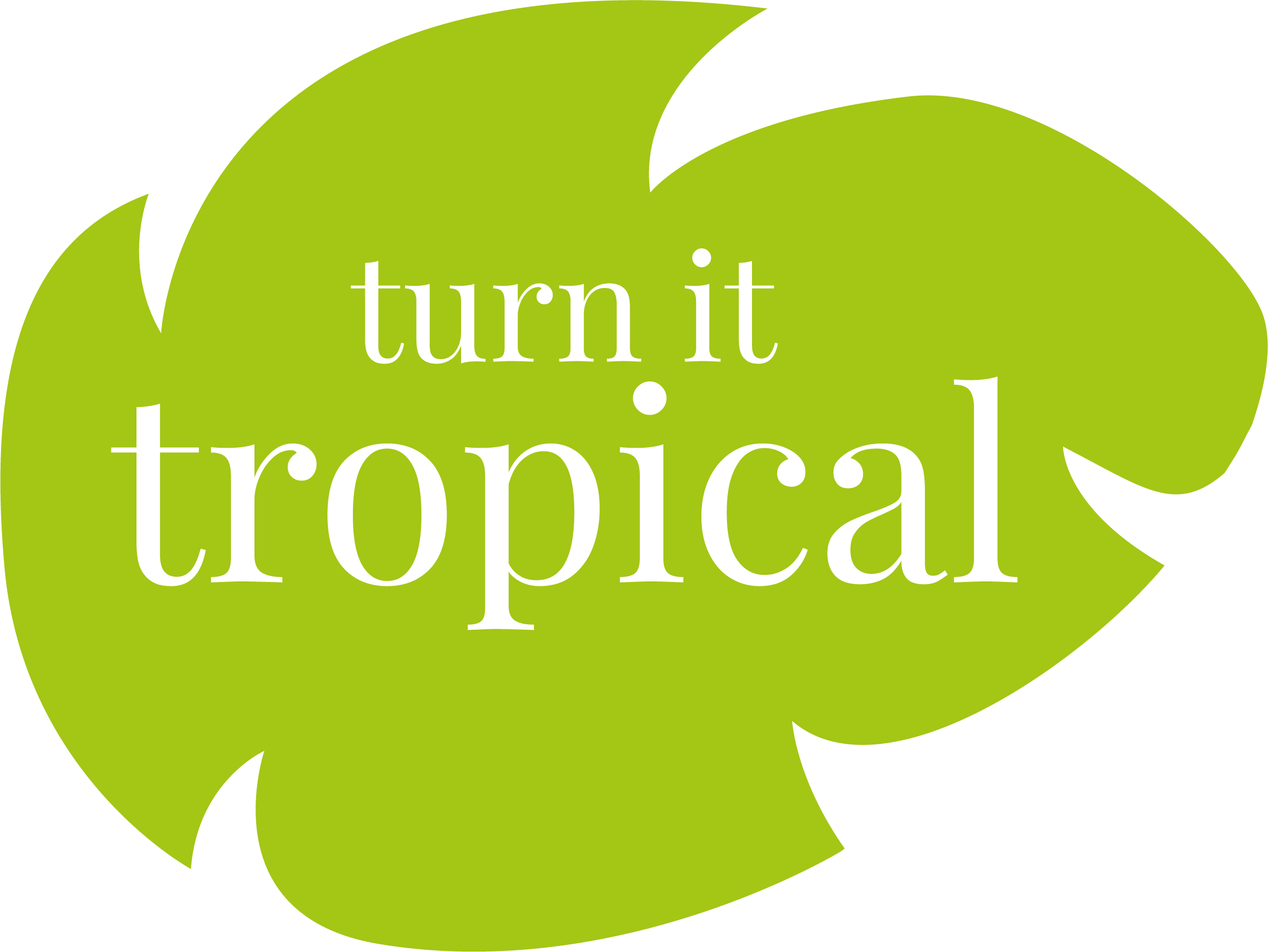 Turn It Tropical